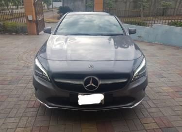 2018 Mercedes Benz CLA 200 Coupé Cars Liguanea