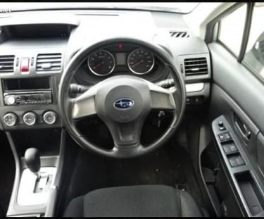 Subaru Impreza G4 2013