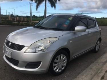 2012 Suzuki Swift Cars Montego Bay