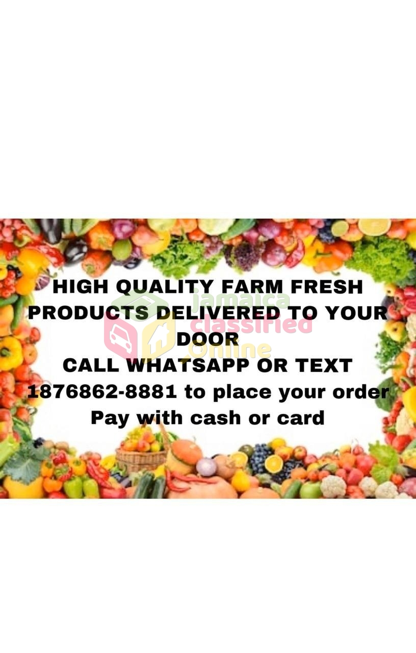 Get Farm Fresh Products Delivered To Your Door For Sale In