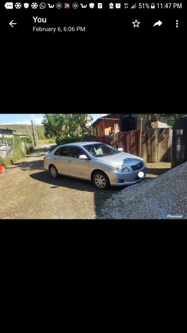 Toyota Axio 1.8L (luxel) Valve Matic