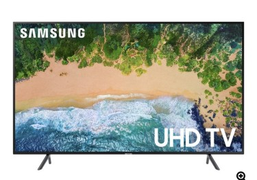 Samsung,40inch Class LED 6 Series 2160 Smart 4K UH