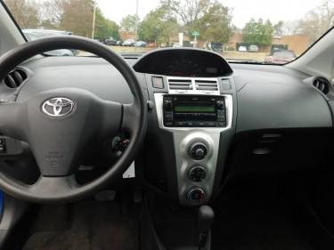 2008 Toyota Yaris S 2dr Hatchback