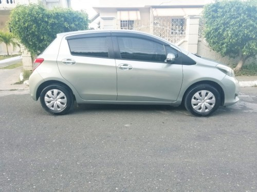 2012 Toyota Vitz For Sale In Good Condition