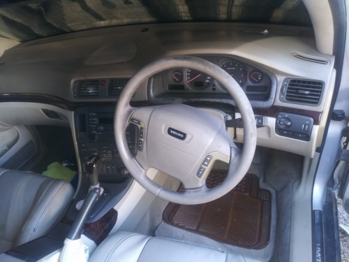 2000 Volvo S80 T6 In Good Driving Condition