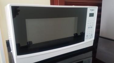 Whirlpool Microwave