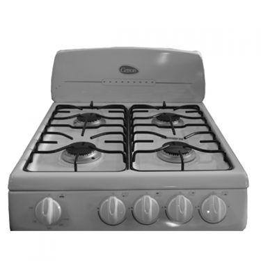 Cetron (4 Burner Gas Stove) 20 Inch