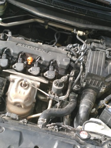 2008 Honda Stream RSZ