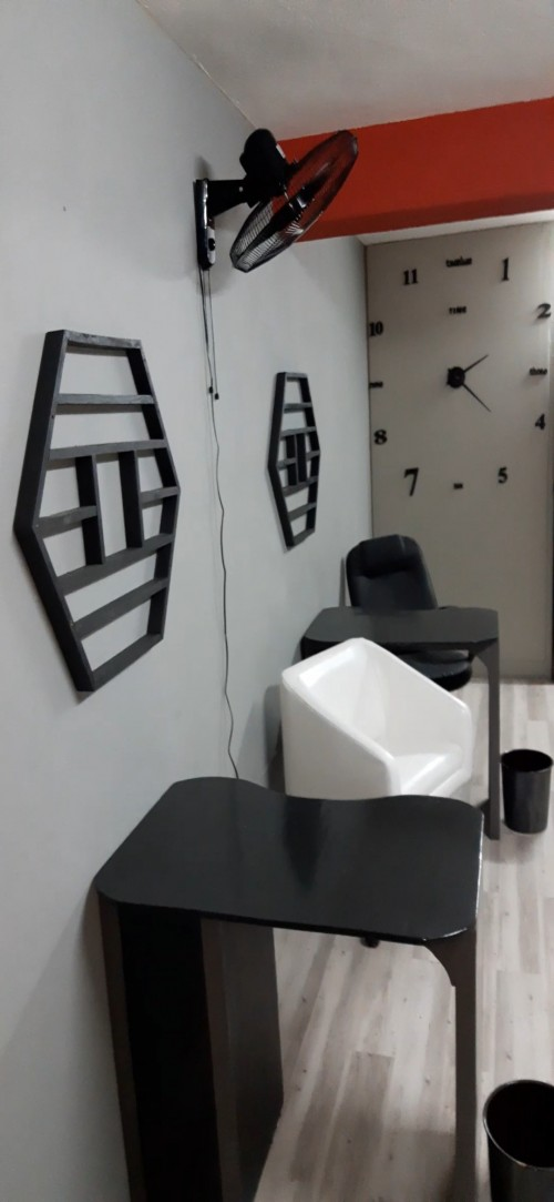 Nail Tech, Lashes,hair Station