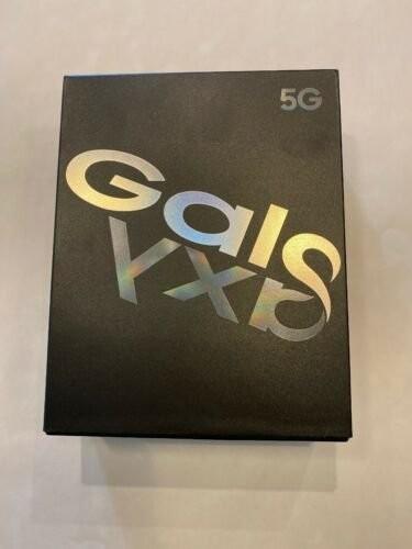 Samsung Galaxy Fold 5G - 512GB - Space Silver