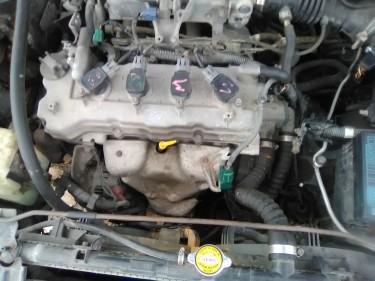 2004 Nissan Bluebird Sylphy
