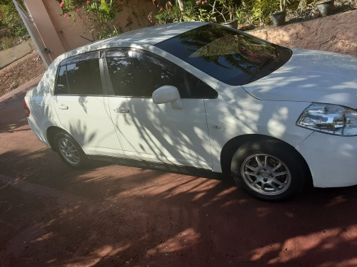 Clean Tiida For Rent