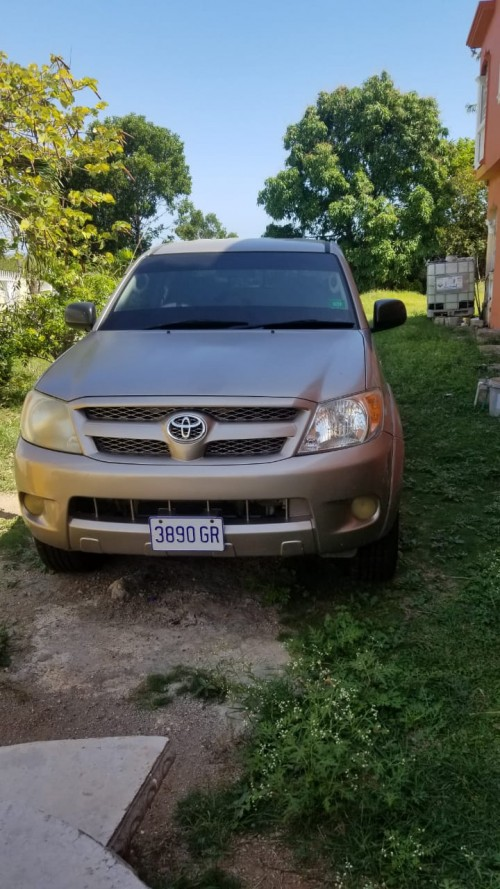 Toyota Hilux Pick-up Year 2009
