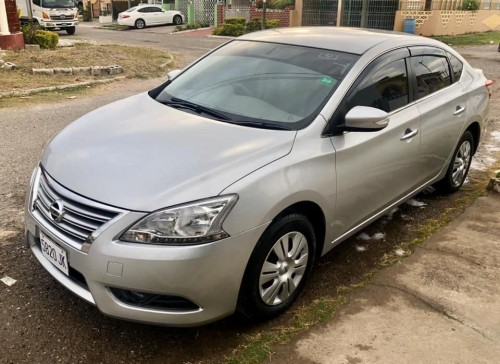 Nissan Sylphy 2014<br /> (AUTOMATIC)