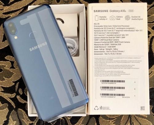 BRAND NEW IN BOX Samsung Galaxy A10s<br /> (Unlocked )Pr
