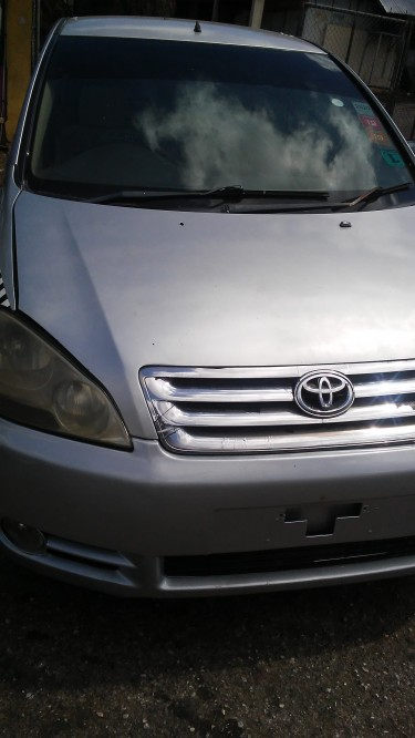 2002 7 Seater Toyota Pinic..Ac..kill Switch..