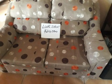 3 Seat Sofa And Love Seat