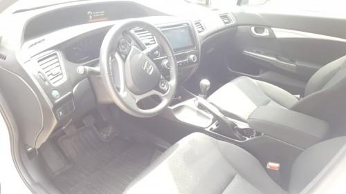 2015 Honda Civic LHD 5speed