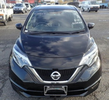 2016 NISSAN NOTE $1,570,000