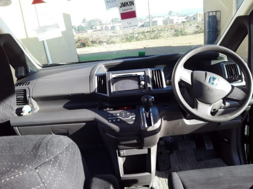 2011 Honda Stepwagon For Sale Just Imported