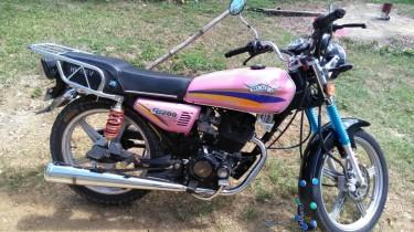 2019 HI REV 200cc