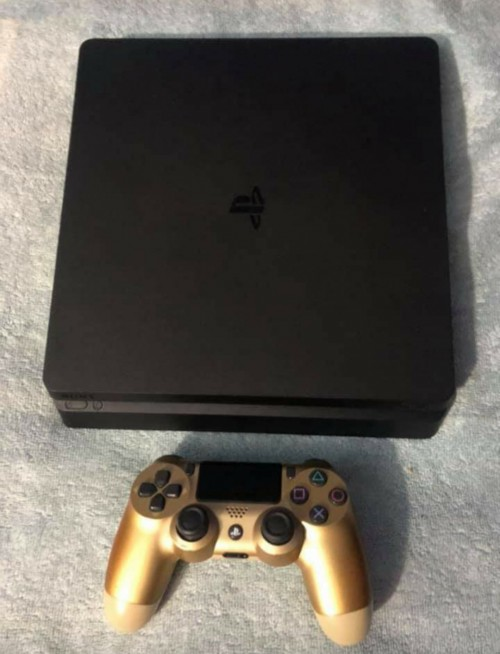Faily New Ps4 Slim