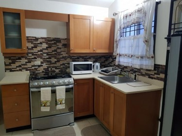 Fully Furnished 2 Bedroom 1 Bathroom