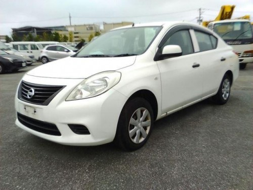 2014 Nissan Latio(5  Seater)
