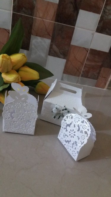 Wedding Cake Boxes
