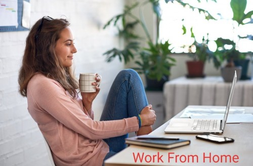 Work From Home Workbook