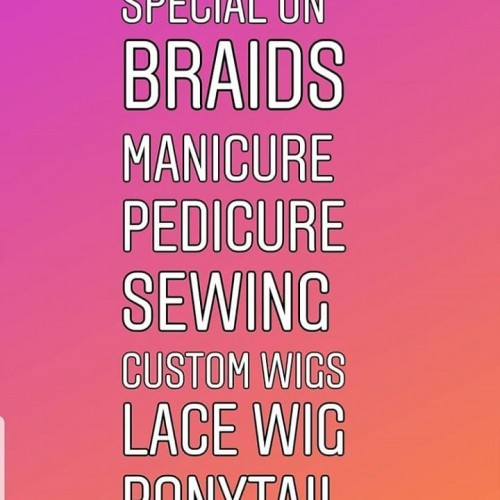 Braids,rope Twist,knotless Braids,cornrow,plat,ped