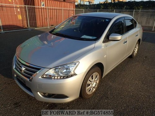 2014 Nissan Sylphy, Newly Imported