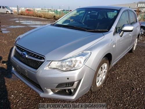 2015 Subaru Impreza Sports