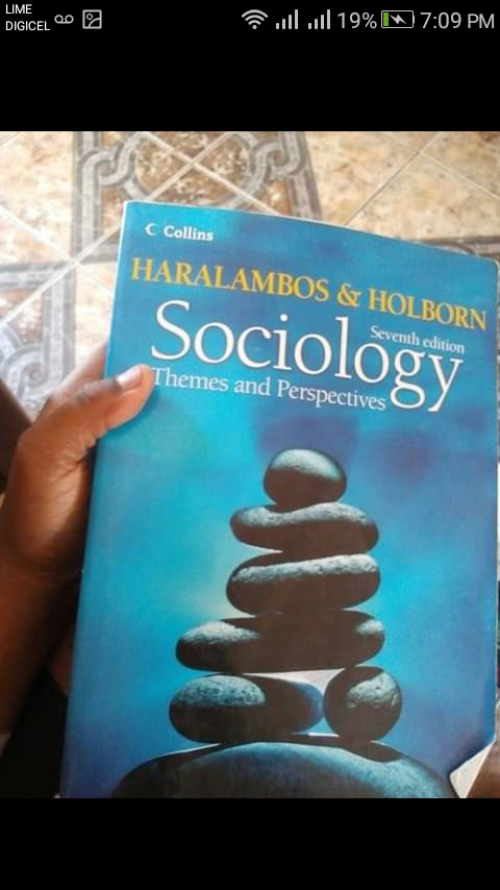 Sociology Book New