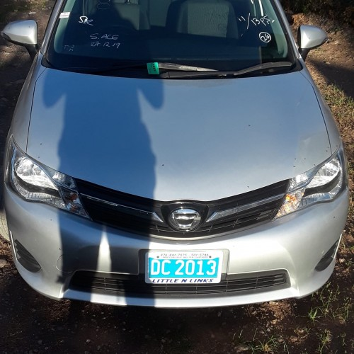 Toyota Fielder For Sale Excellent Conditions 2014