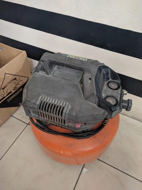 Rigid Air Compressor