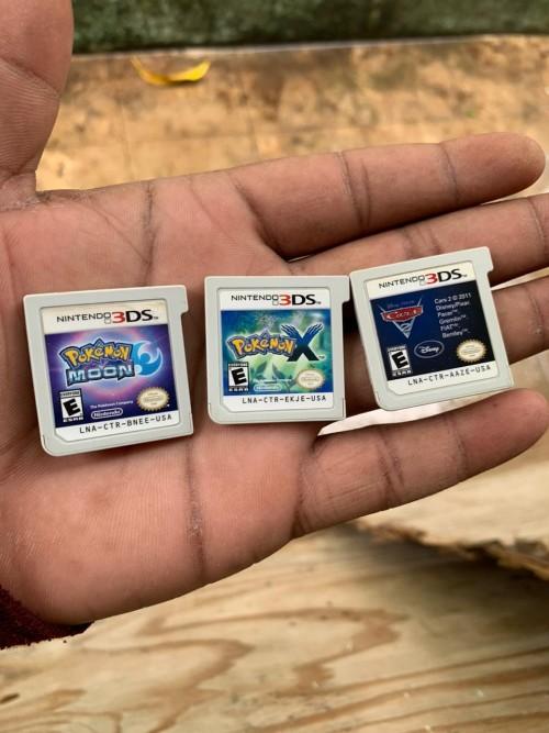 Nintendo 3ds And A Psp Go