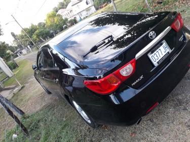 2011 Toyota Mark X Sunroof
