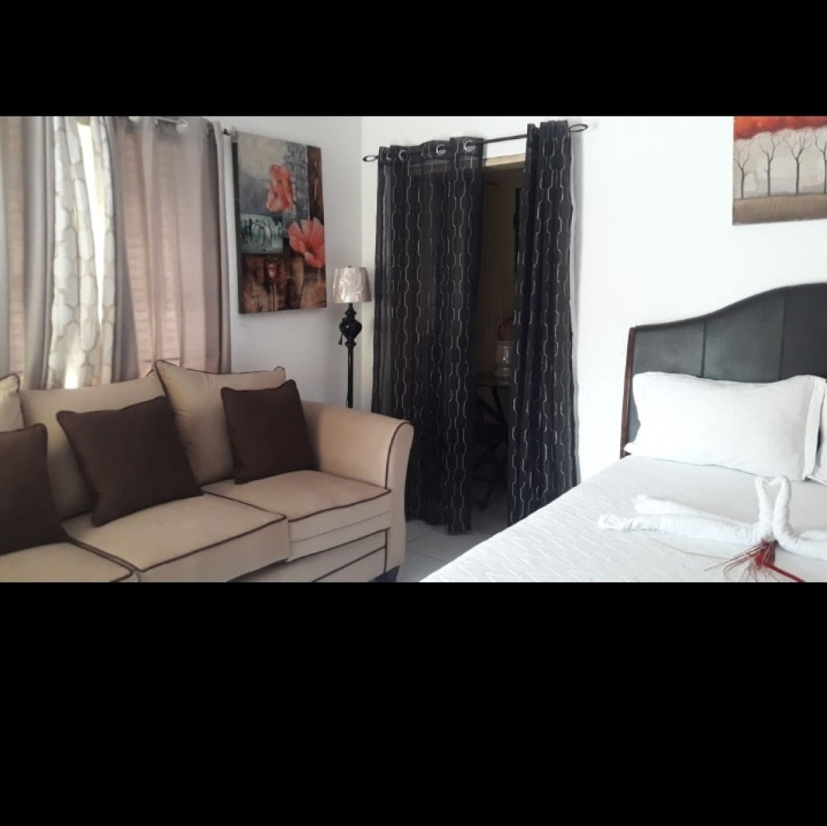 Furnished Studio Apartments: Fully Furnished 1 Bedroom Apartment Studio For Rent In