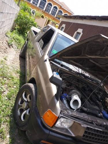 1993 Iszuzu Pickup