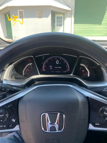 2019 Honda Civic Sports