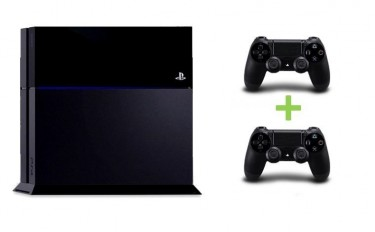 Sony PS4 500GB With 2 Controller