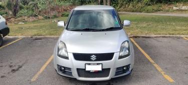 2008 Suzuki Swift Sport