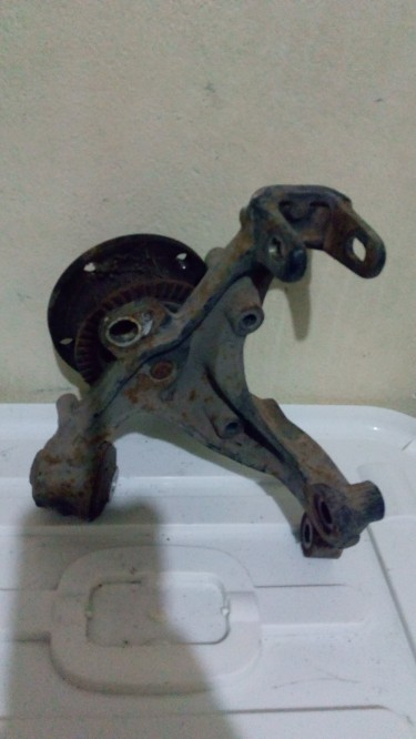 03 Audi A4 1.8T Rear Right & Left Spindle Knuckle