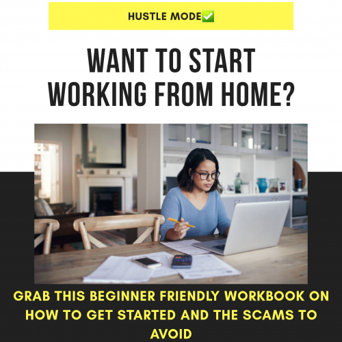 Digital Workbook On How To Make Money Online