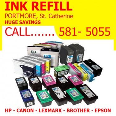 Printer Ink Refill