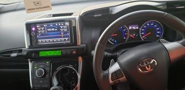 2014/2013 Toyota Wish