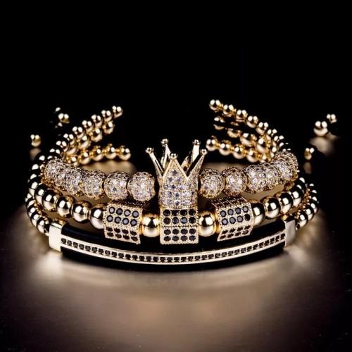 3pcs/set Luxury Charm Bracelet