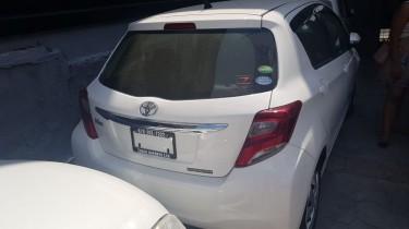 2014 Toyota Vitz Cars Kingston