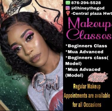 Makeup Appointments / Makeup Classes  Makeup Central Plaza